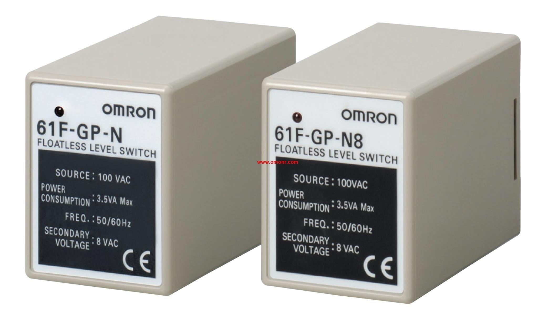 61F-GP-N8H  OMRON FLOATLESS SWITCH