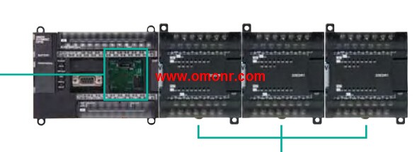 Cp1w-20edt1 Expansion I  O Module