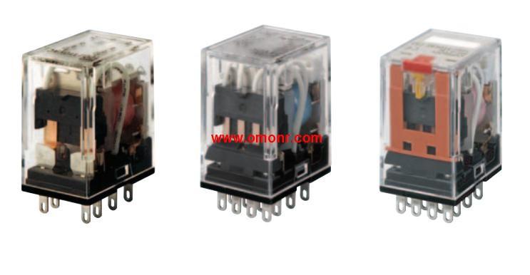 Omron MY4N-J AC220//240 Miniature Power Relay